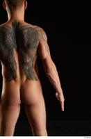 Max Dior  1 arm back view flexing nude 0001.jpg
