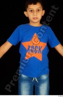 Timbo blue t shirt dressed upper body 0001.jpg