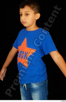 Timbo blue t shirt dressed upper body 0002.jpg