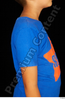 Timbo arm blue t shirt dressed shoulder upper body 0002.jpg