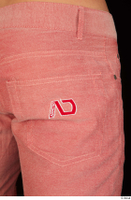 Max Dior casual dressed hips red shorts 0011.jpg