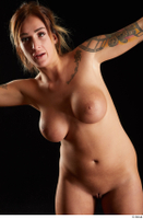 Daisy Lee  3 chest flexing front view nude 0002.jpg