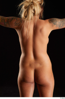 Daisy Lee  3 back view chest flexing nude upper body 0001.jpg
