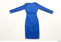 Clothes  239 blue dress casual 0002.jpg