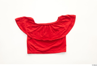 Clothes  239 casual red top 0001.jpg