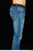 Anatoly belt blue jeans dressed thigh 0007.jpg