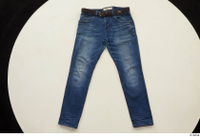 Clothes  240 blue jeans trousers 0001.jpg
