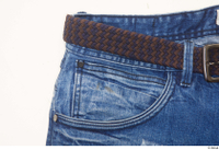 Clothes  240 blue jeans trousers 0003.jpg