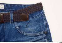 Clothes  240 blue jeans trousers 0005.jpg