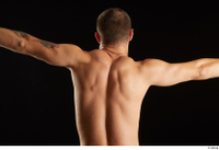 Anatoly  3 back view flexing nude shoulder 0003.jpg