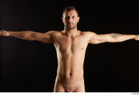 Anatoly  3 arm flexing front view nude 0021.jpg