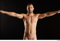 Anatoly  3 arm flexing front view nude 0022.jpg