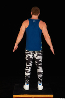 Herbert 10yers camo leggings dressed shoes sports standing tank top white sneakers whole body 0005.jpg