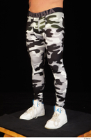 Herbert 10yers camo leggings dressed leg lower body shoes sports white sneakers 0002.jpg