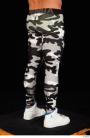 Herbert 10yers camo leggings dressed leg lower body shoes sports white sneakers 0006.jpg