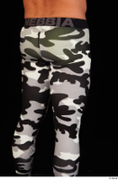 Herbert 10yers camo leggings dressed sports thigh 0006.jpg