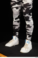 Herbert 10yers calf camo leggings dressed shoes sports white sneakers 0002.jpg