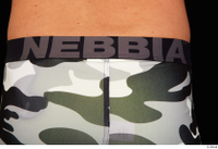 Herbert 10yers camo leggings dressed hips sports 0002.jpg
