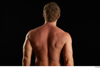 Herbert  3 10years arm back view flexing nude 0001.jpg