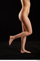 Lee Anne Lace  1 calf flexing nude side view 0002.jpg