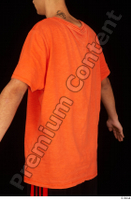 Danior dressed orange t shirt sports upper body 0004.jpg