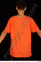 Danior dressed orange t shirt sports upper body 0005.jpg