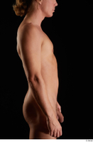 Ricky Rascal  3 chest flexing nude side view 0001.jpg