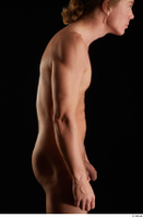 Ricky Rascal  3 chest flexing nude side view 0002.jpg