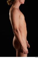 Ricky Rascal  3 chest flexing nude side view 0003.jpg