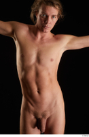 Ricky Rascal  3 chest flexing front view nude 0001.jpg