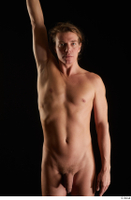 Ricky Rascal  3 arm flexing front view nude 0010.jpg