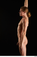 Ricky Rascal  3 arm flexing nude side view 0030.jpg