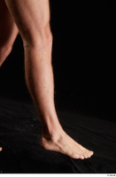 Ricky Rascal  3 flexing foot nude side view 0001.jpg