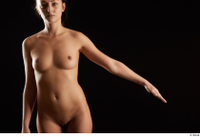 Katy Rose  1 arm flexing front view nude 0002.jpg
