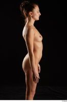 Katy Rose  1 arm flexing nude side view 0001.jpg