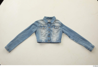 Clothes  248 jeans jacket 0001.jpg