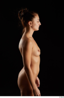 Katy Rose  3 chest flexing nude side view 0001.jpg