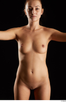 Katy Rose  3 arm flexing front view nude 0012.jpg