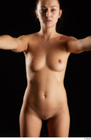 Katy Rose  3 arm flexing front view nude 0014.jpg