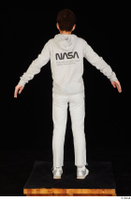 Duke dressed jogging suit sneakers sports standing sweatsuit whole body 0013.jpg