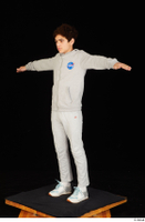 Duke dressed jogging suit sneakers sports standing sweatsuit t poses whole body 0002.jpg