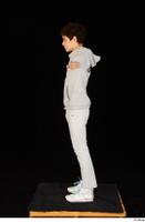 Duke dressed jogging suit sneakers sports standing sweatsuit t poses whole body 0003.jpg