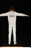 Duke dressed jogging suit sneakers sports standing sweatsuit t poses whole body 0005.jpg