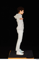 Duke dressed jogging suit sneakers sports standing sweatsuit t poses whole body 0007.jpg