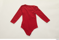 Clothes  252 casual long sleeve t shirt red bodysuit 0002.jpg