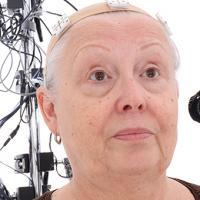 Retopologized 3D Head scan of Daniela Source Images