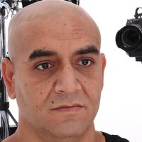Retopologized 3D Head scan of Juan Source Images
