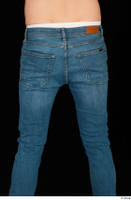 Stanley Johnson casual dressed jeans thigh 0005.jpg