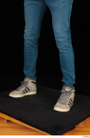 Stanley Johnson calf casual dressed jeans sneakers 0002.jpg