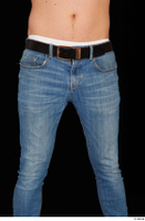 Stanley Johnson belt casual dressed jeans thigh 0001.jpg